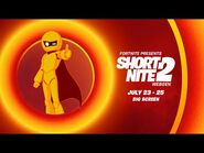 Watch Short Nite 2 featuring Gildedguy in Fortnite Party Royale!