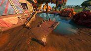 Boney Burbs (Dock) - Location - Fortnite