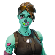 Ghoul Trooper - Outfit - Fortnite