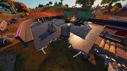 Boney Burbs (Gas Station - Gas Station Roof) - Location - Fortnite