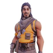 Tracker (Featured) - Outfit - Fortnite