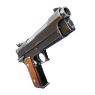 Pistol - Weapon - Fortnite