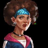Female 1 - Competitive Survivor - Fortnite