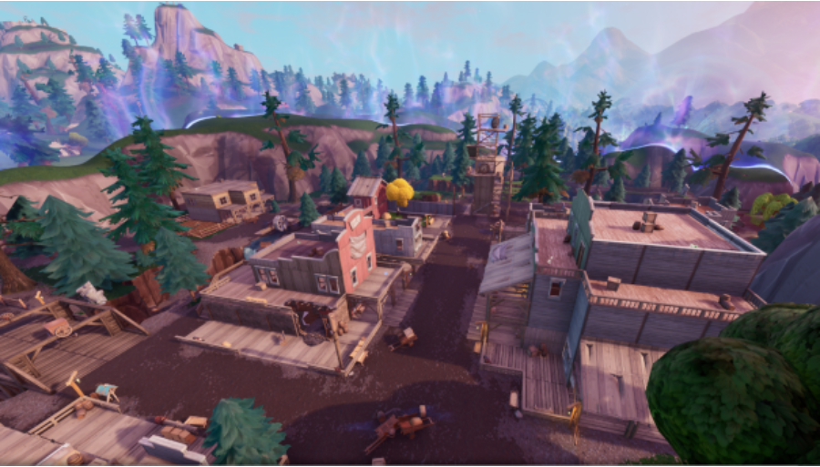 Tilted Town