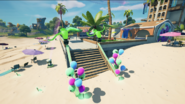 Believer Beach (Beach to Pool entrance) - Location - Fortnite