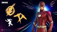 The Flash - Set - Fortnite