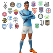 Galactico (Featured) - Outfit - Fortnite