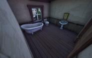 Misty Meadows (Hotel - Inside - Bathroom 1) - Location - Fortnite