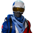 Alpine Ace FRA - Outfit - Fortnite