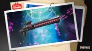 Rail Gun - Promo - Fortnite