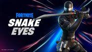 Snake Eyes - Promo - Fortnite