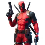 Deadpool (Featured) - Outfit - Fortnite