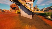 Boney Burbs (Clocktower - Bottom Stairs) - Location - Fortnite