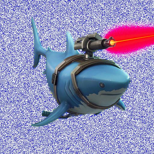 Laser Chomp