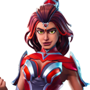 Valor (New) - Outfit - Fortnite