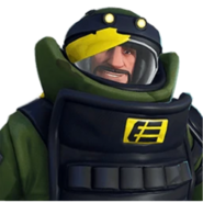 Bombsquad Kyle - Constructor - Fortnite