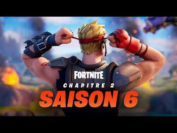 Fortnite Chapitre 2 - Saison 6 Bande-annonce de lancement