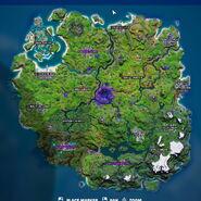 Chapter 2 Season 7 (7-24-2021 - 5 AM ET) - Map - Fortnite