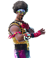 Funk Ops (Old Featured) - Outfit - Fortnite