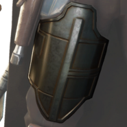 Mandalorian (Right Thigh - Beskar) - Outfit - Fortnite