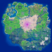 Chapter 2 Season 5 (Blank) - Map - Fortnite
