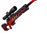 Dragon's Breath Sniper Rifle