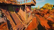 Boney Burbs (Center Building - Upper Outer Stairs) - Location - Fortnite