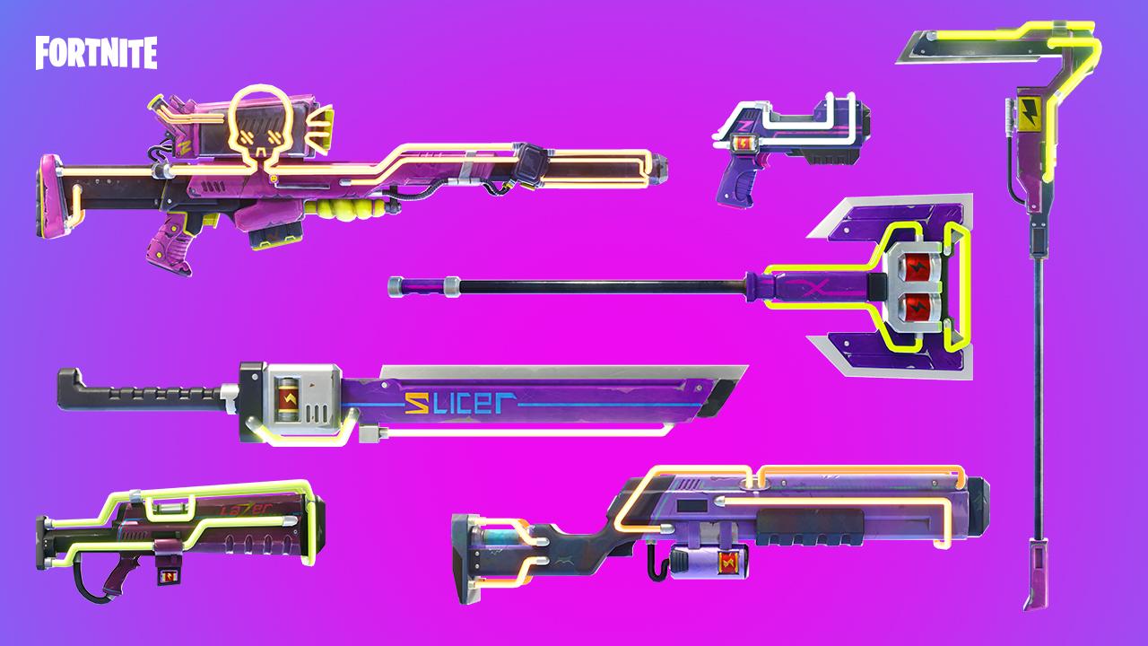 Armes à néon (Sauver le Monde)