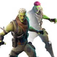 Brainiac (Featured) - Outfit - Fortnite