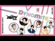 LIGHT IT UP LIKE DYNAMITE- BTS ARRIVES IN FORTNITE PARTY ROYALE!