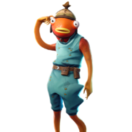 Fishstick (Default Featured) - Outfit - Fortnite
