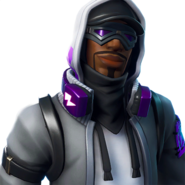 Stratus - Outfit - Fortnite
