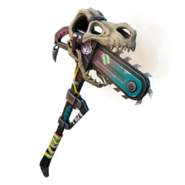 Chainsaur - Harvesting Tool - Fortnite