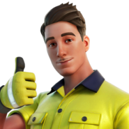 Lazarbeam - Outfit - Fortnite