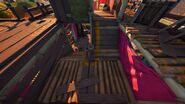 Boney Burbs (Center Building - Top Stairs) - Location - Fortnite