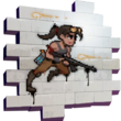 Pixel Ramirez - Spray - Fortnite