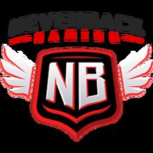NeverBack Gaminglogo square.png