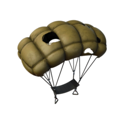 Salvaged Chute - Glider - Fortnite.png
