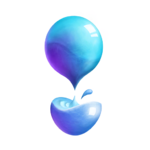 Pure drop of rain icon.png