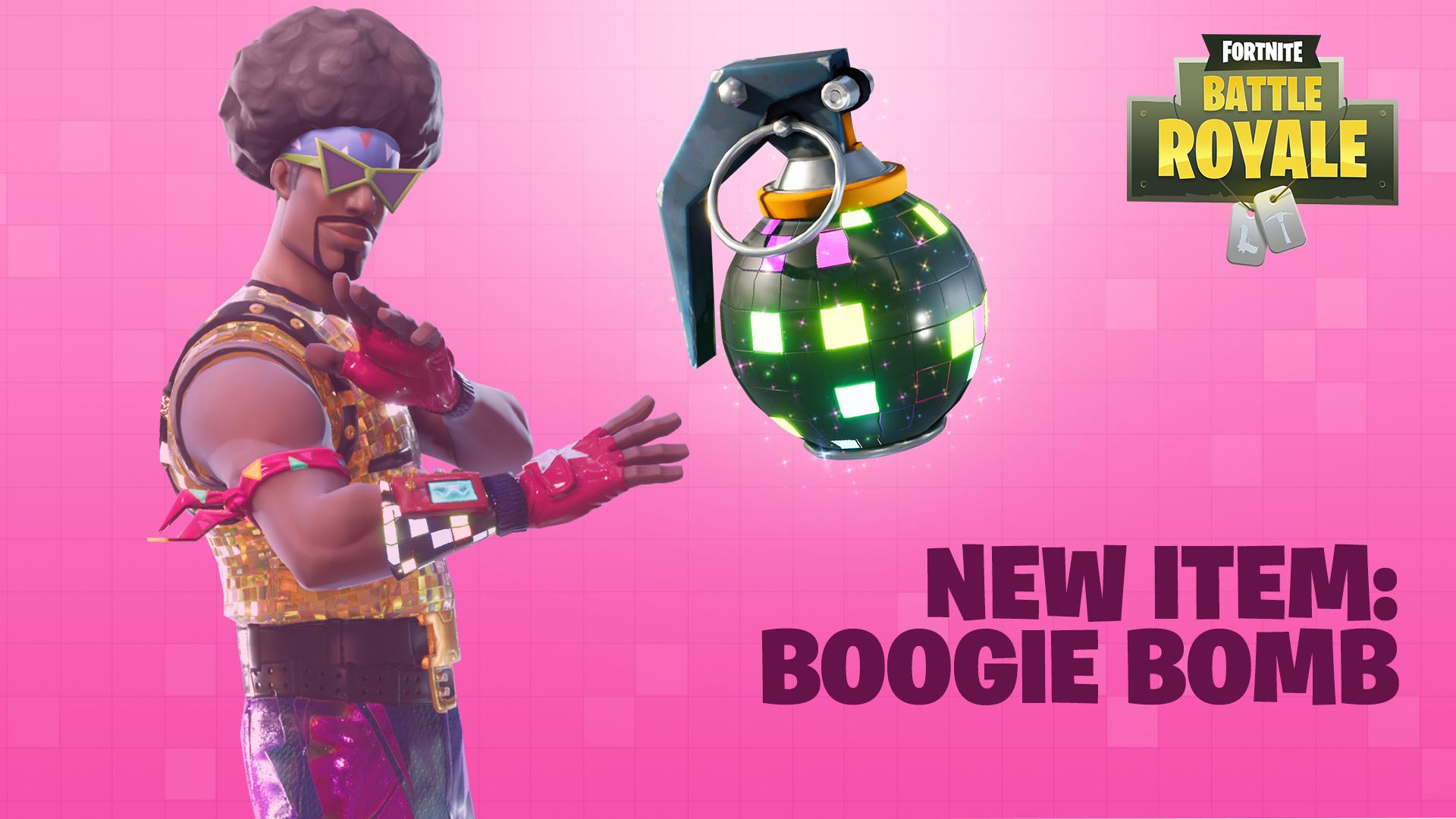 Fortnite Boogie Down Challenge Song Boogie Bomb Fortnite Wiki