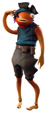 Fishstick Outfit Fortnite Wiki Fandom