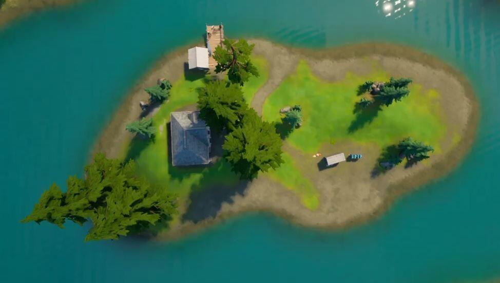 Lazy Lake Island Season 15.JPG