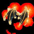 Ridgeback (Back Bling) - Gold Extreme Style - Icon.png
