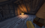 Pleasant Small Yellow House5.png