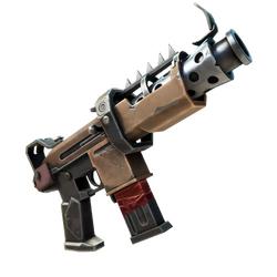Fortnite Laser Gun Emote Chapter 2 Season 6 Fortnite Wiki