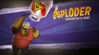 Sploder intro screen.png
