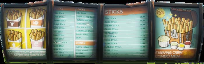 Sticks Menu.png