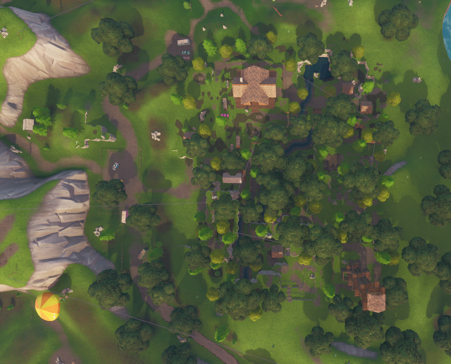Lonely Lodge Air View.png
