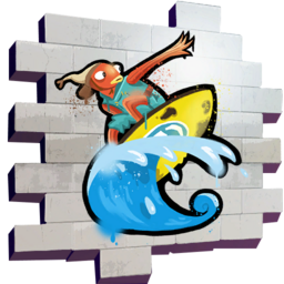 Surfstick Spray Fortnite Wiki