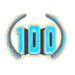 Season 9 Level 100Emoticon.png